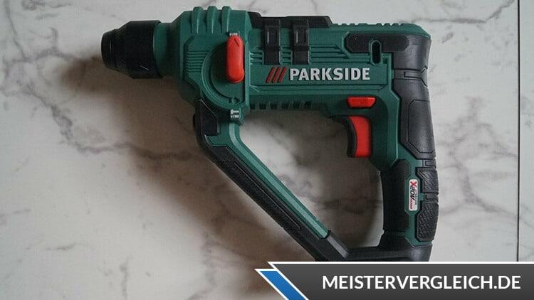 PARKSIDE PABH 20-Li B2 Test