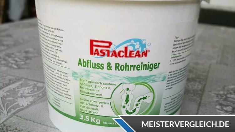 Pastaclean Abfluss und Rohrreiniger