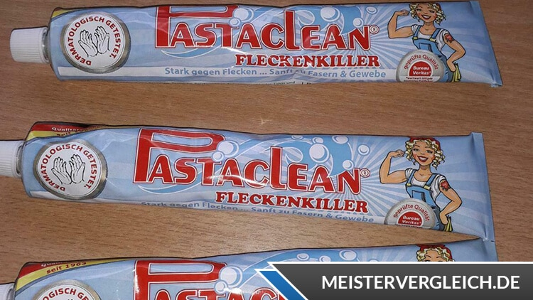 Pastaclean Fleckenkiller Test