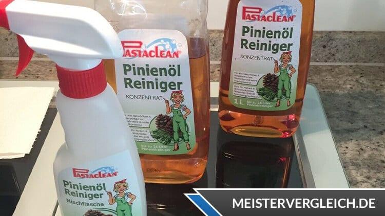 Pastaclean Pinienöl Reiniger Test