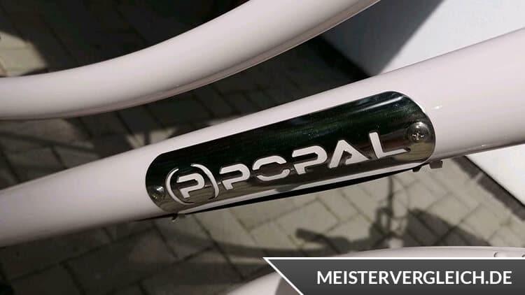 Popal Fahrrad Rahmen