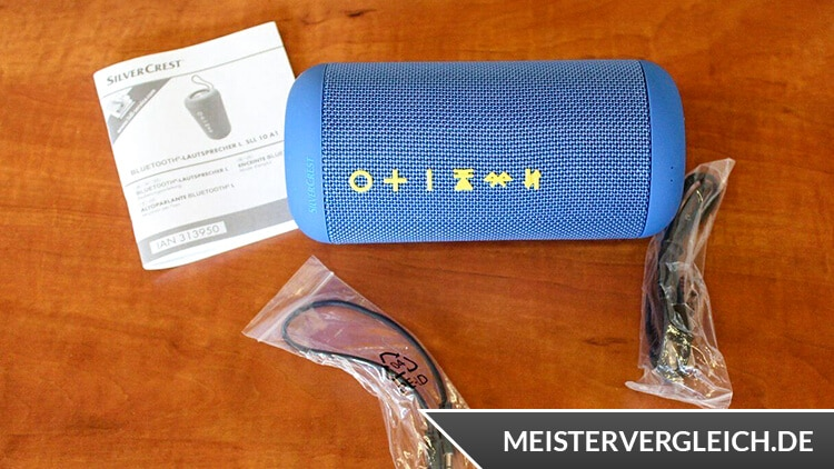 SILVERCREST Bluetooth Lautsprecher Test