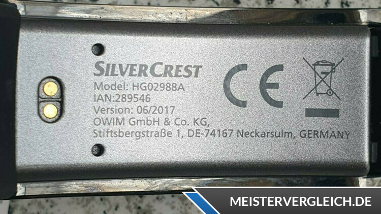 SILVERCREST Made in Germany