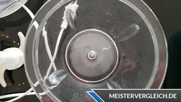 Silvercrest Multizerkleinerer Füllmenge