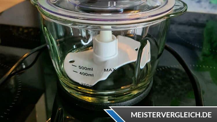 Silvercrest Multizerkleinerer Glasbehälter