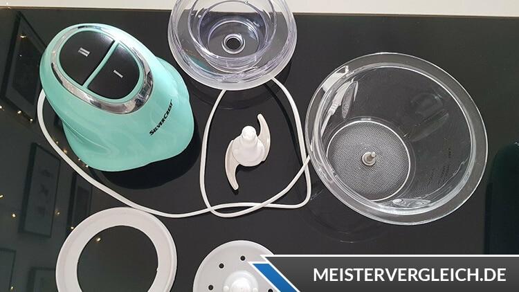 Silvercrest Multizerkleinerer Lieferumfang