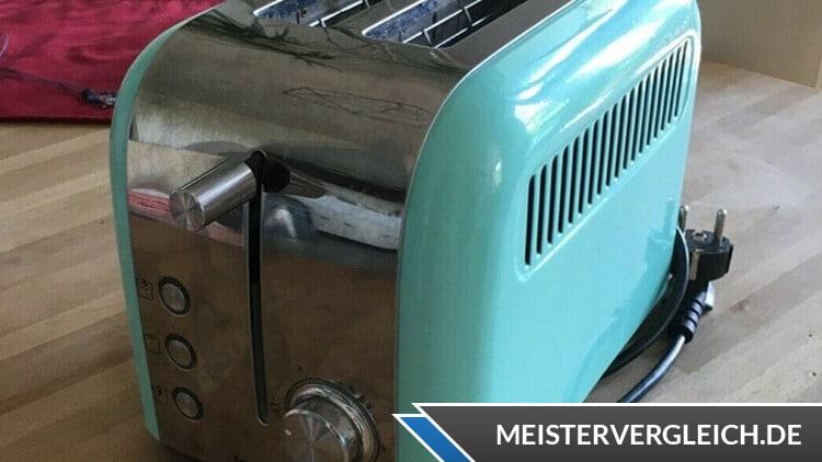 SILVERCREST Toaster türkis