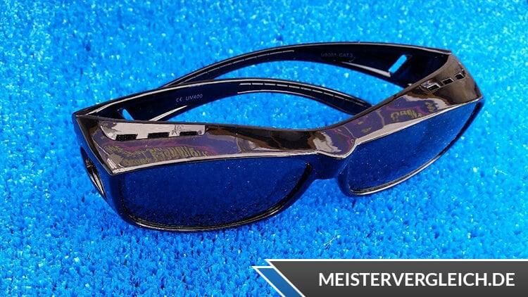 Überzieh-Sonnenbrille für Frauen