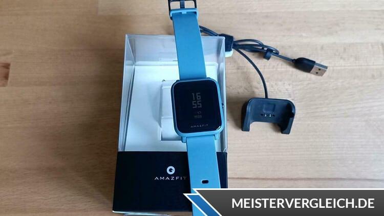 Amazfit Smartwatch Bip Lite blau