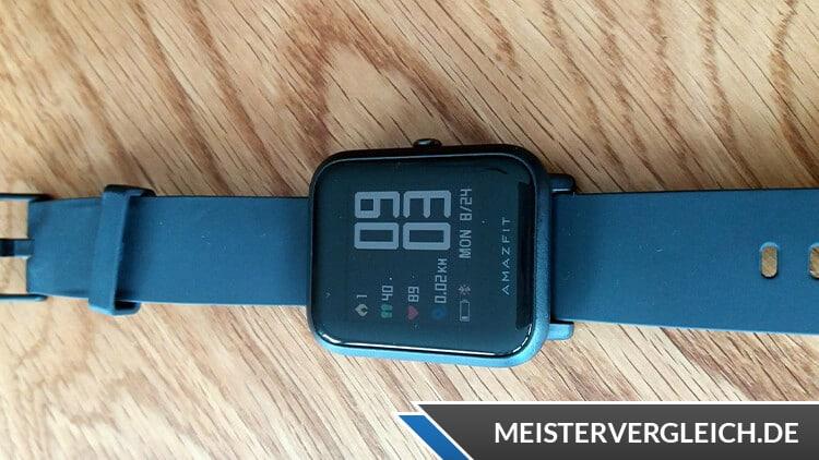 Amazfit Smartwatch Bip Lite Display