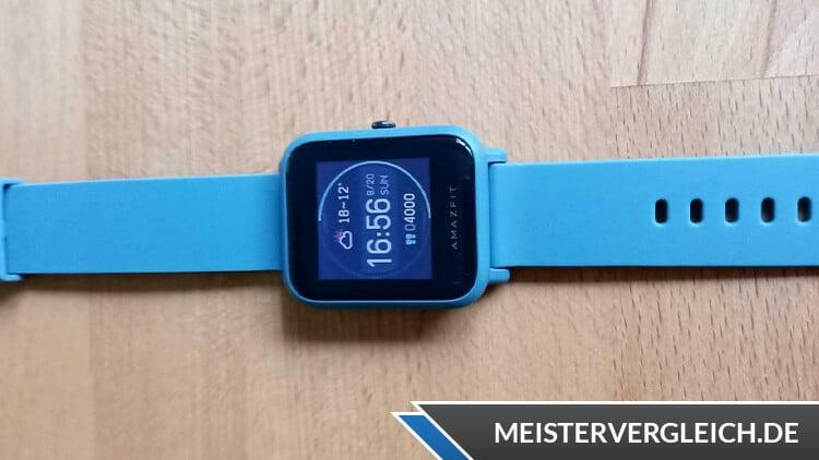 Amazfit Smartwatch Bip Lite Funktionen