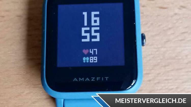 Amazfit Smartwatch Bip Lite Größe