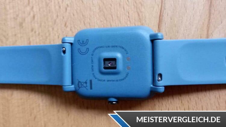Amazfit Smartwatch Bip Lite Sensor