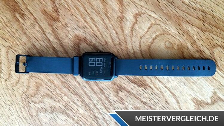 Amazfit Smartwatch Bip Lite Test