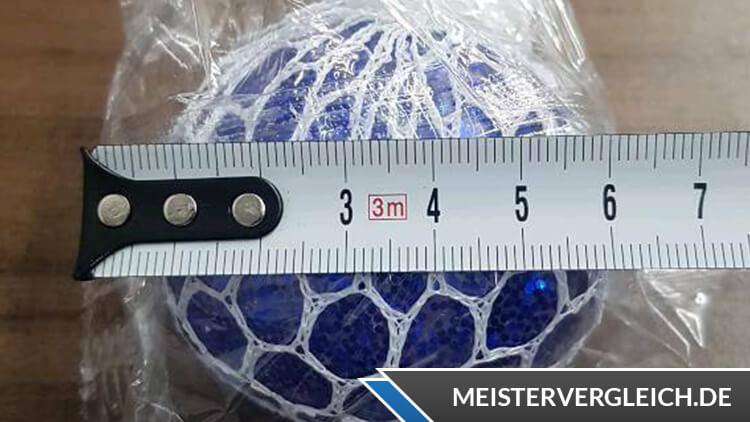 Anti Stress Ball Größe