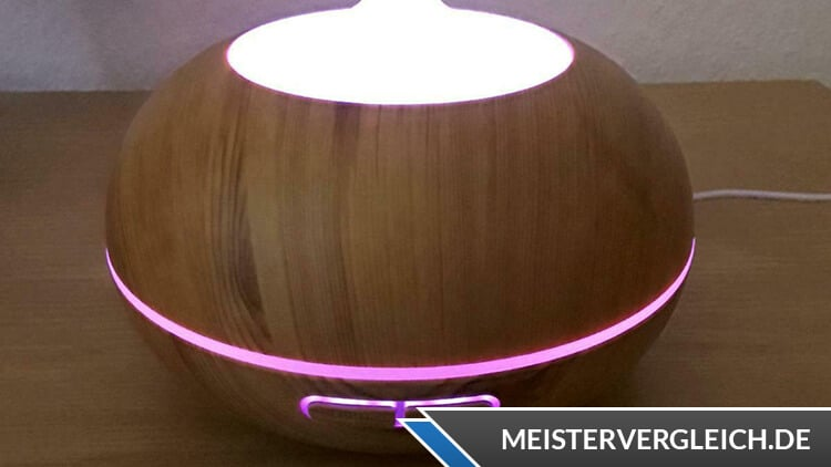 EASY HOME Aroma Diffuser Abends