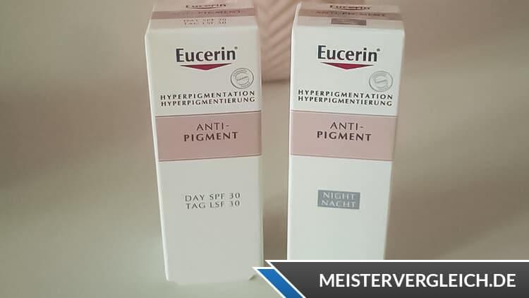 Eucerin Anti-Pigment Tag & Nacht LSF 30 Creme Test
