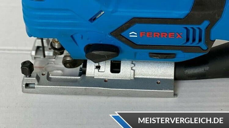 FERREX Akku-Stichsäge Fußplatte