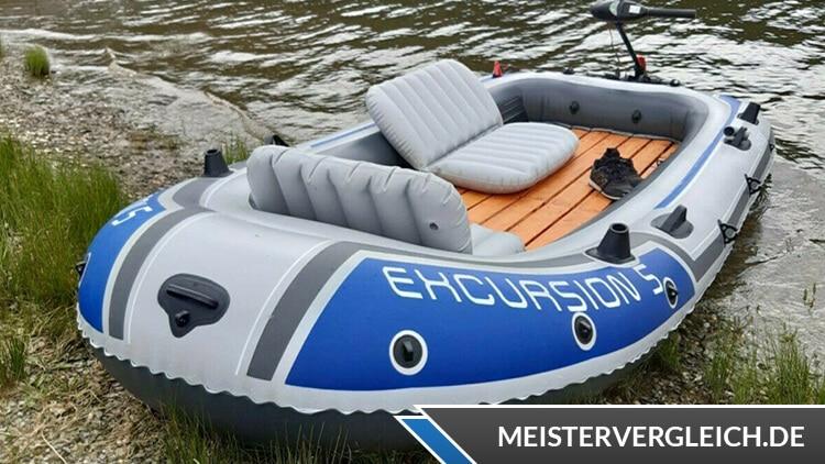 Intex Excursion 5 Schlauchboot ohne Sonnendach
