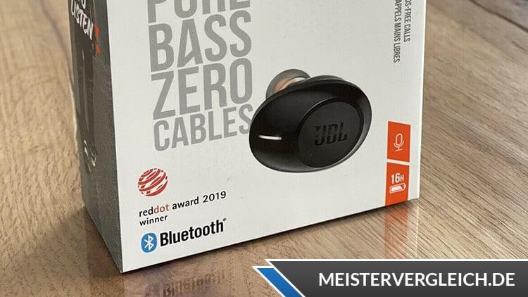 JBL Tune 120 TWS Verpackung