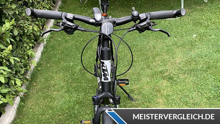 KTM Itero Cross Fahrrad Lenker