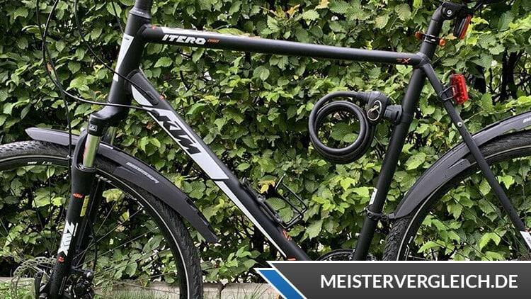 KTM Itero Cross Trekking Fahrrad Rahmen