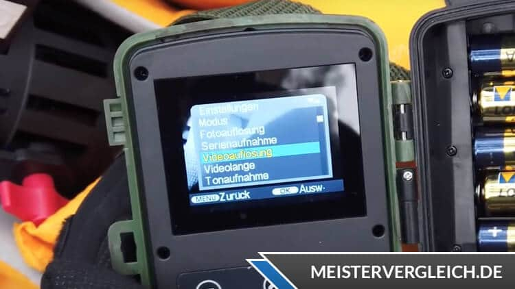 MAGINON Wildkamera WK 4 HD Display