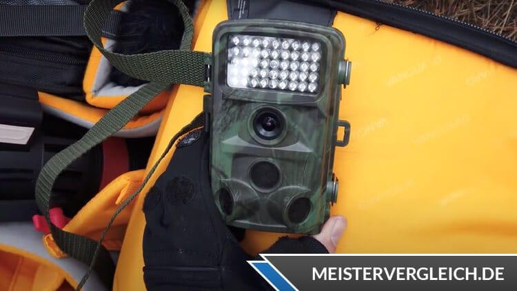 MAGINON Wildkamera WK 4 HD Test