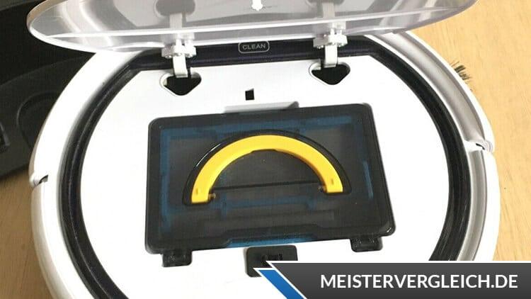 MEDION MD 19900 Saugroboter Staubbehälter