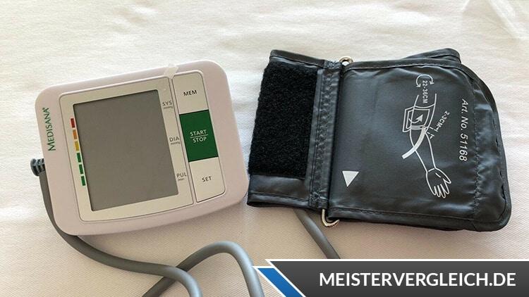 MEDISANA Blutdruckmessgerät BU 510 Test