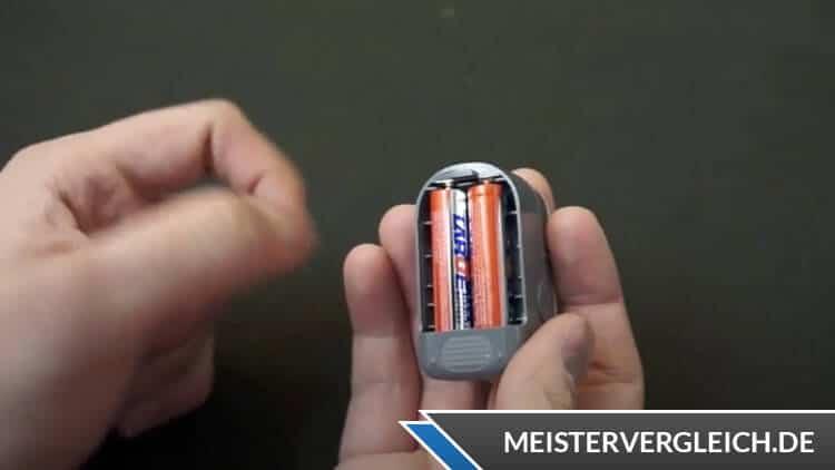 MEDISANA Pulsoximeter PM A10 Batterie