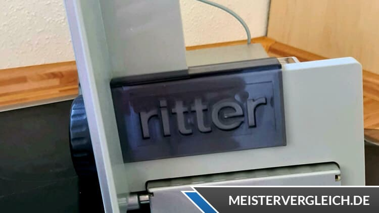 Ritter Solida 4 Test