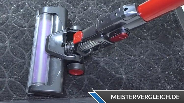 Silvercrest 2-in-1 Akku-Staubsauger Test