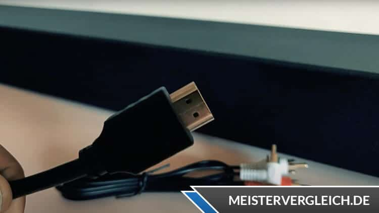 SILVERCREST Soundbar HDMI