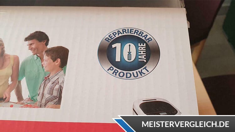 Tefal Brotbackautomat Garantie