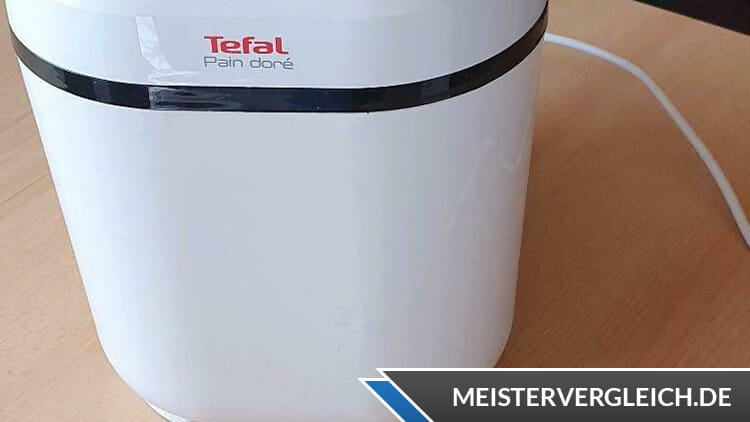 Tefal Brotbackautomat Pain Dore Test