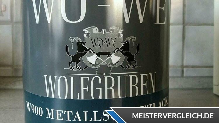 WO-WE Metallschutzlack
