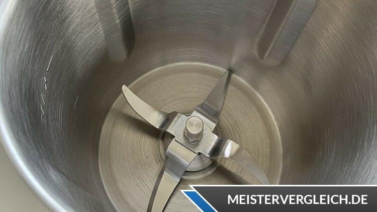 AMBIANO Küchenmaschine Mixer