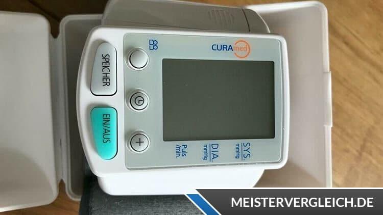 CURAmed Blutdruckmessgerät von ALDI