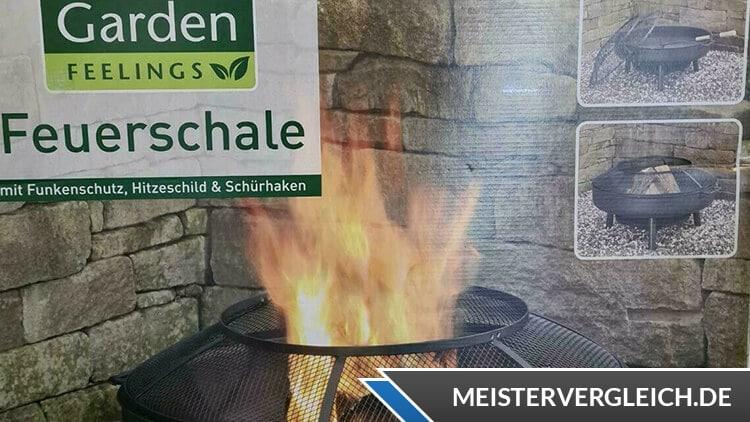 GARDEN FEELINGS Feuerschale 75 cm