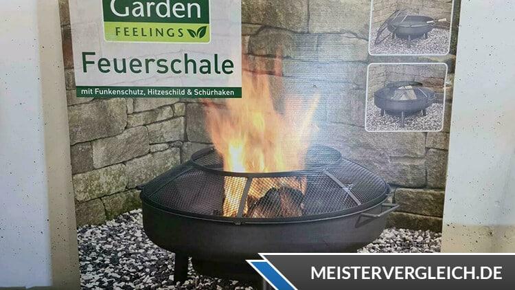 GARDEN FEELINGS Feuerschale Test
