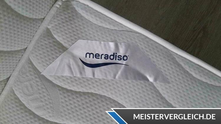 MERADISO Topper Qualität