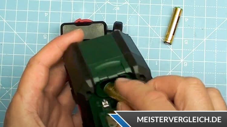 PARKSIDE Kreuzlinienlaser Batterie
