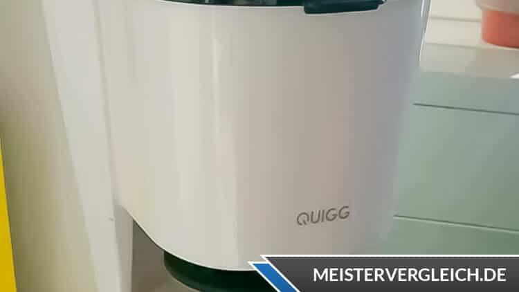 QUIGG Filter Kaffeemaschine Test
