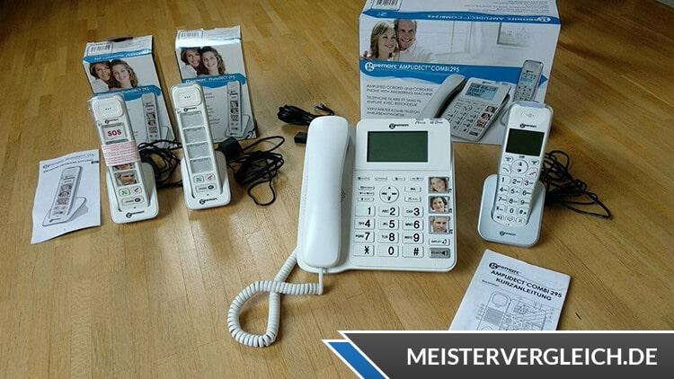 Seniorentelefon Test