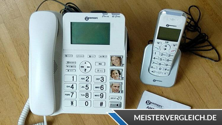 Telefon für Senioren im Test