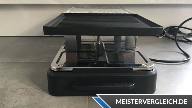 AMBIANO Raclette-Grill Steinplatte