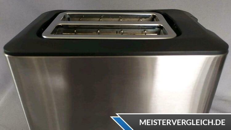 AMBIANO Toaster Brotscheibenzentrierung