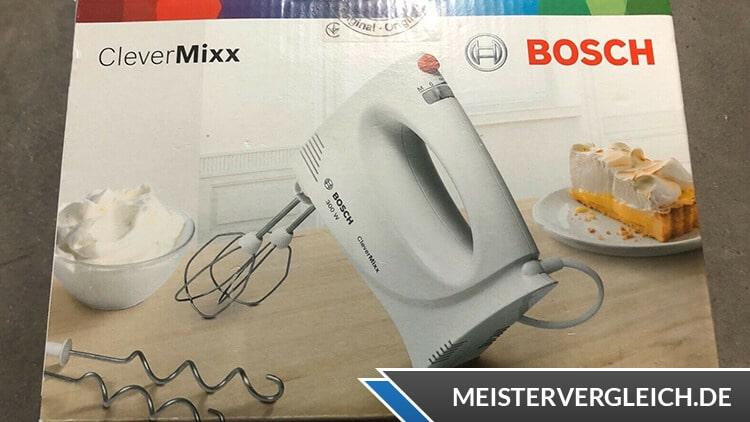 BOSCH Handmixer MFQ3010 Unboxing