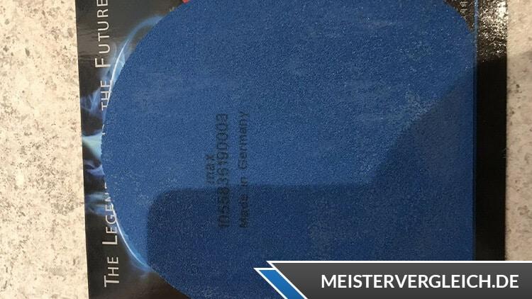 Donic Bluefire M2 Tischtennis-Belag Klebefläche